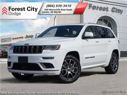 2021 Jeep Grand Cherokee Overland (Stk: 21-7037) in London - Image 1 of 23