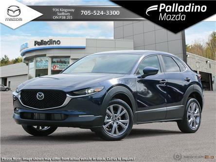 2021 Mazda CX-30 GS (Stk: 7947) in Greater Sudbury - Image 1 of 22