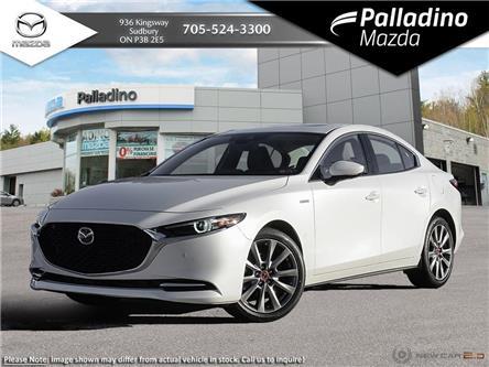 2021 Mazda Mazda3 100th Anniversary Edition (Stk: 8033) in Greater Sudbury - Image 1 of 22