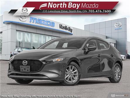2021 Mazda Mazda3 Sport GS (Stk: 21245) in North Bay - Image 1 of 23