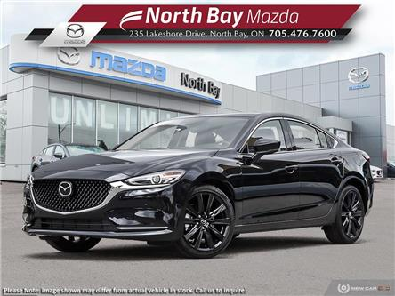 2021 Mazda MAZDA6 Kuro Edition (Stk: 21241) in North Bay - Image 1 of 23