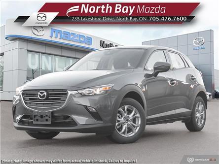 2021 Mazda CX-3 GS (Stk: 21172) in North Bay - Image 1 of 23