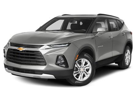 2021 Chevrolet Blazer LT (Stk: Z1-0028T) in Burnaby - Image 1 of 9
