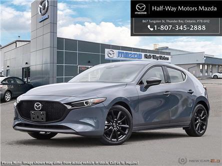 2021 Mazda Mazda3 Sport GT w/Turbo (Stk: 4767) in Thunder Bay - Image 1 of 23