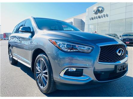 2017 Infiniti QX60 Base (Stk: N2201A) in Thornhill - Image 1 of 23