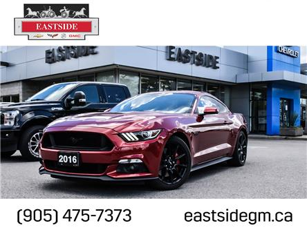 2016 Ford Mustang  (Stk: 305490B) in Markham - Image 1 of 25