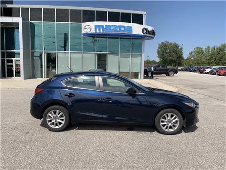 2018 Mazda Mazda3 Sport GS (Stk: NM3569A) in Chatham - Image 1 of 14