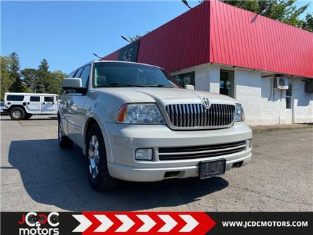 2005 Lincoln Navigator Ultimate (Stk: ) in Cobourg - Image 1 of 19