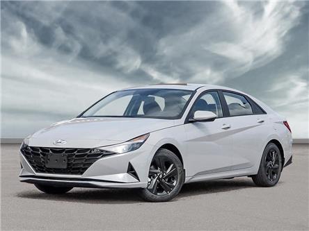 2022 Hyundai Elantra Preferred w/Sun & Tech Pkg (Stk: H6961) in Toronto - Image 1 of 23
