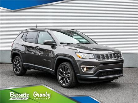2021 Jeep Compass North (Stk: G1-0352) in Granby - Image 1 of 37