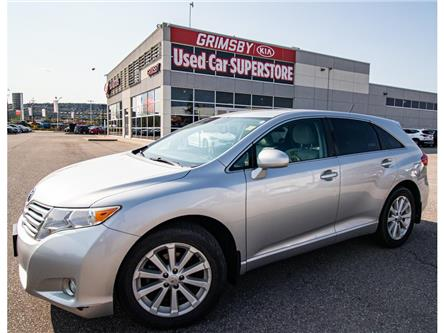 2012 Toyota Venza Backup Cam | Dual Climate | Keyless Entry (Stk: N4360A) in Grimsby - Image 1 of 14