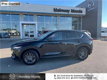 2020 Mazda CX-5 GS Comfort Pkg (Stk: M21418A) in Saskatoon - Image 1 of 17