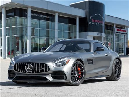 2019 Mercedes-Benz AMG GT C Base (Stk: 21HMS1133A) in Mississauga - Image 1 of 31