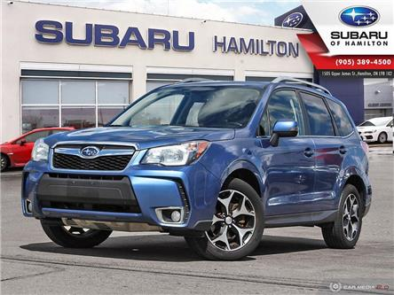 2015 Subaru Forester 2.0XT Limited Package (Stk: S9101A) in Hamilton - Image 1 of 27