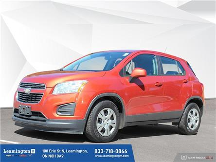 2015 Chevrolet Trax LS (Stk: 21-413C) in Leamington - Image 1 of 30