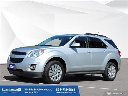 2011 Chevrolet Equinox 1LT (Stk: 21-501A) in Leamington - Image 1 of 30