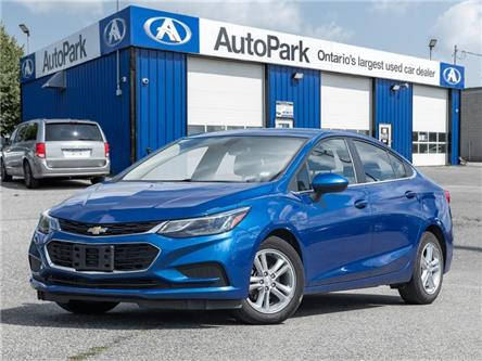 2018 Chevrolet Cruze LT Auto (Stk: 18-48312T) in Georgetown - Image 1 of 22
