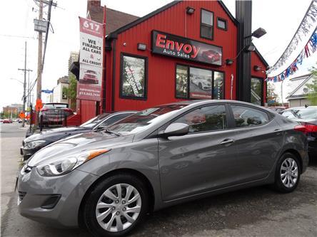 2012 Hyundai Elantra GL (Stk: ) in Ottawa - Image 1 of 30