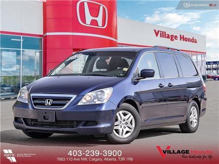 2007 Honda Odyssey EX-L (Stk: XPL0066A) in Calgary - Image 1 of 29