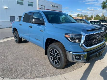 2021 Toyota Tundra SR5 (Stk: TX317) in Cobourg - Image 1 of 4