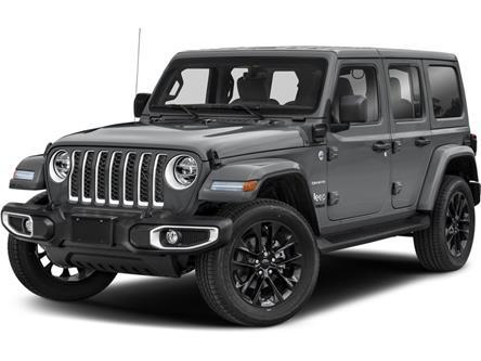 2021 Jeep Wrangler 4xe (PHEV) Sahara (Stk: ) in Sudbury - Image 1 of 2