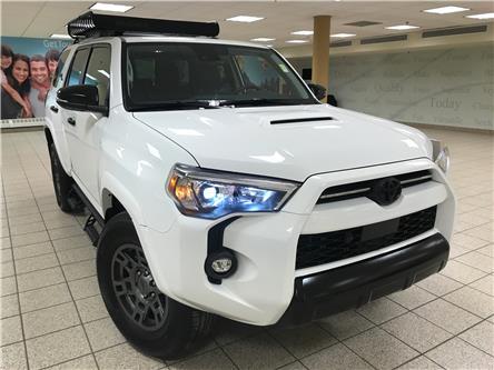 2021 Toyota 4Runner Base (Stk: 211655) in Calgary - Image 1 of 21
