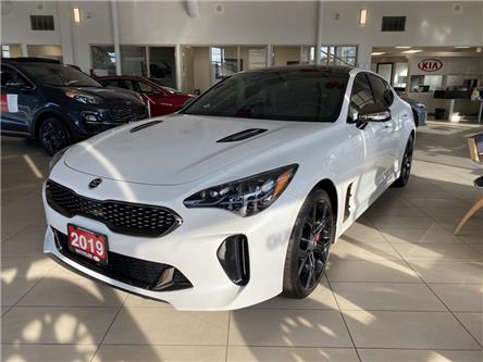 2019 Kia Stinger GT Limited (Stk: D22028A) in Waterloo - Image 1 of 27