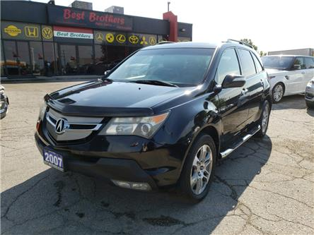 2007 Acura MDX Technology Package (Stk: 511354) in Toronto - Image 1 of 19
