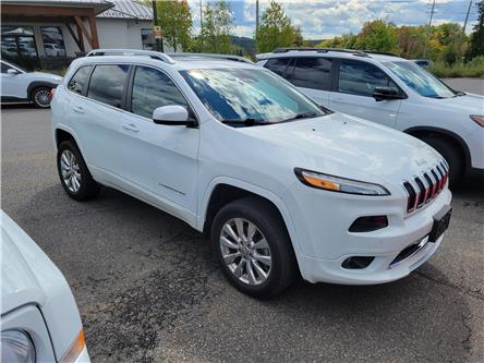 2016 Jeep Cherokee Overland (Stk: 221298A) in Huntsville - Image 1 of 8