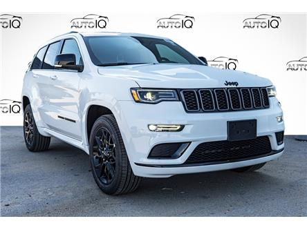 2021 Jeep Grand Cherokee Limited (Stk: 45096) in Innisfil - Image 1 of 25