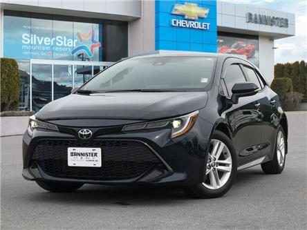 2019 Toyota Corolla Hatchback Base (Stk: 22008A) in Vernon - Image 1 of 26