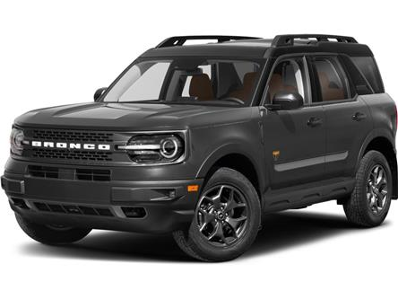 2021 Ford Bronco Sport Badlands (Stk: 210624) in Hamilton - Image 1 of 12