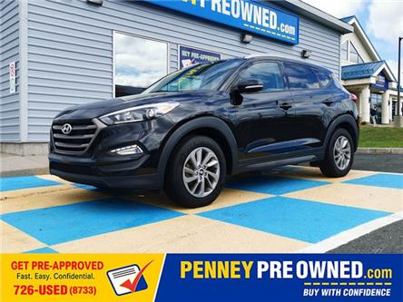 2016 Hyundai Tucson Premium (Stk: A21071) in Mount Pearl - Image 1 of 17