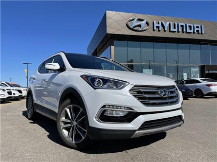 2018 Hyundai Santa Fe Sport 2.0T Limited (Stk: 40514A) in Saskatoon - Image 1 of 26