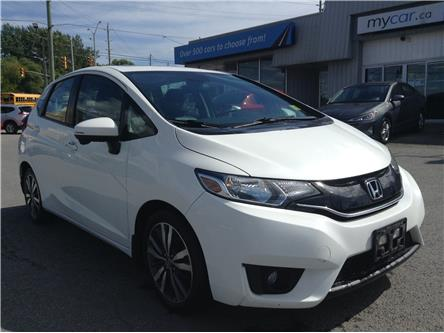 2015 Honda Fit Sport (Stk: 210862) in Kingston - Image 1 of 24