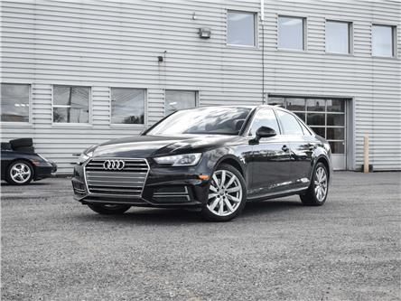 2018 Audi A4 2.0T Komfort (Stk: 13117P) in Lasalle - Image 1 of 29