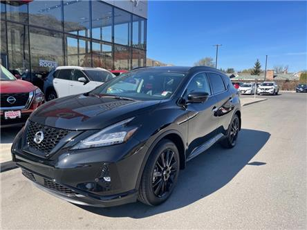 2021 Nissan Murano Midnight Edition (Stk: T21277) in Kamloops - Image 1 of 27