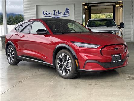 2021 Ford Mustang Mach-E Premium (Stk: 21175) in Port Alberni - Image 1 of 14