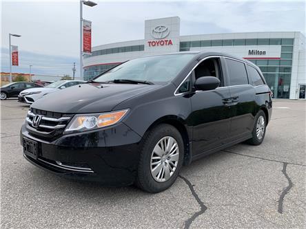 2014 Honda Odyssey LX (Stk: 505935) in Milton - Image 1 of 13