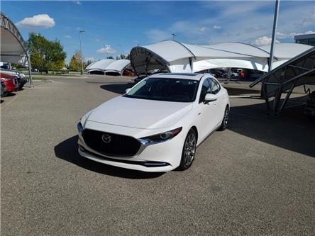 2021 Mazda Mazda3 100th Anniversary Edition (Stk: N6951) in Calgary - Image 1 of 4