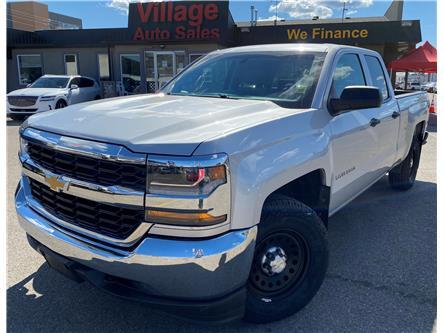 2017 Chevrolet Silverado 1500 WT (Stk: P38535C) in Saskatoon - Image 1 of 22