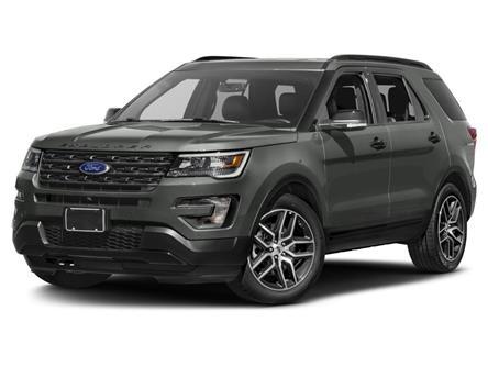 2017 Ford Explorer Sport (Stk: 1FM5K8) in Oakville - Image 1 of 9