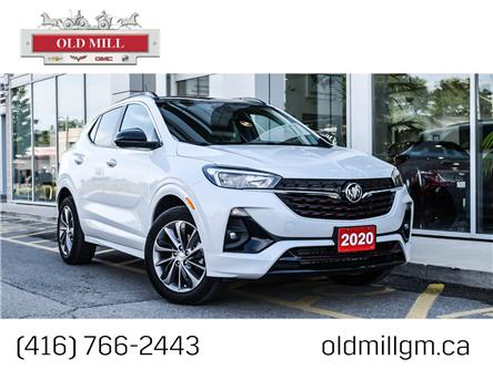2020 Buick Encore GX Select (Stk: 130067U) in Toronto - Image 1 of 28