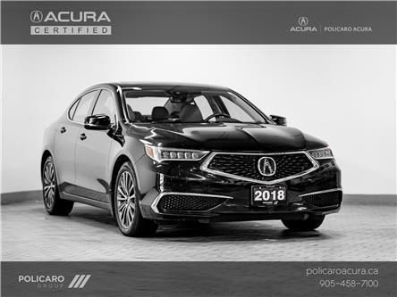 2018 Acura TLX Tech (Stk: 801094T) in Brampton - Image 1 of 25