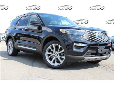 2021 Ford Explorer Platinum (Stk: 210653) in Hamilton - Image 1 of 26