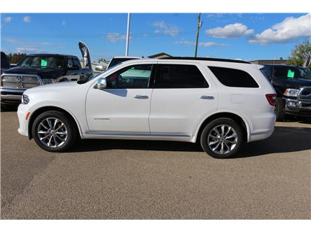 2021 Dodge Durango Citadel (Stk: MT162) in Rocky Mountain House - Image 1 of 14