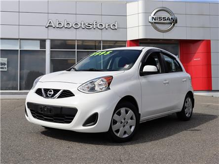 2017 Nissan Micra SV (Stk: A21284A) in Abbotsford - Image 1 of 25