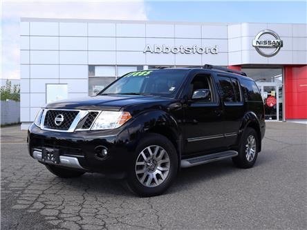2011 Nissan Pathfinder LE (Stk: A22003A) in Abbotsford - Image 1 of 30