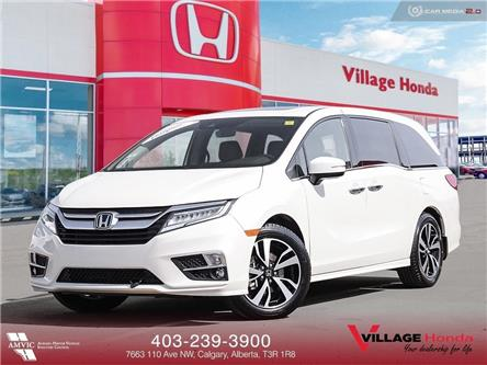 2018 Honda Odyssey Touring (Stk: VM0090A) in Calgary - Image 1 of 26