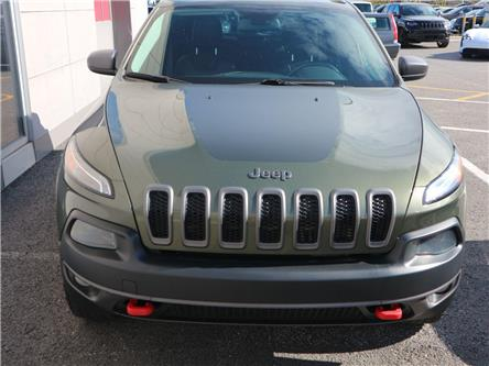 2018 Jeep Cherokee Trailhawk (Stk: 1140) in Québec - Image 1 of 11